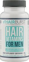 Духи, Парфюмерия, косметика Витамины для роста и укрепления волос для мужчин - Hairburst For Men Hair Vitamins
