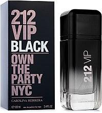 Духи, Парфюмерия, косметика Carolina Herrera 212 VIP Black - Парфюмированная вода
