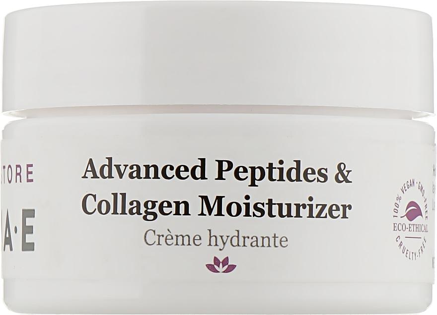 Инновационный восстанавливающий крем - Derma E Advanced Peptides And Collagen Moisturizer Cream (мини)