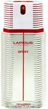 Духи, Парфюмерия, косметика Ted Lapidus Lapidus Pour Homme Sport - Туалетная вода (тестер)