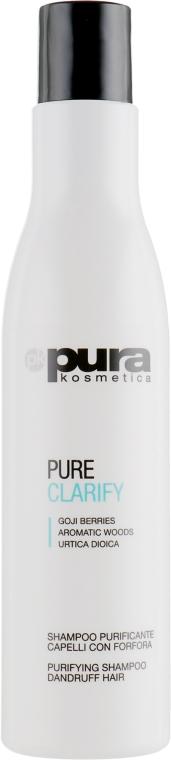 Очищающий шампунь против перхоти - Pura Kosmetica Pure Clarify Shampoo