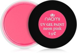Духи, Парфюмерия, косметика Гель-краска для ногтей - Naomi UV Gel Paint