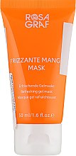 Духи, Парфюмерия, косметика Маска с шампанским и манго - Rosa Graf Frizzante Mango Mask