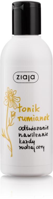 "Тоник для лица ""Ромашка"" - Ziaja Facial Tonic"