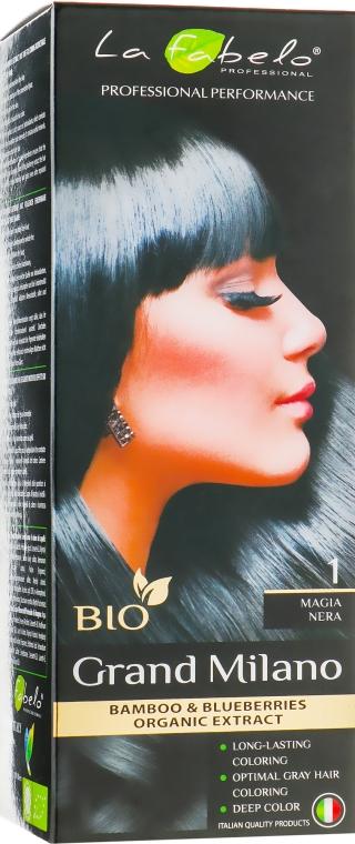Крем-краска для волос - La Fabelo Professional Grand Milano