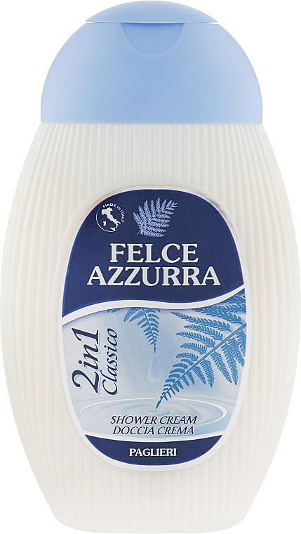 "Крем для душа ""Классический"" - Felce Azzurra Classic Shower Cream 2 in 1"