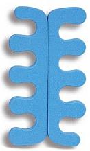 Духи, Парфюмерия, косметика Разделители для пальцев 9583, голубые - SPL