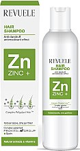 Духи, Парфюмерия, косметика Шампунь для волос от всех видов перхоти - Revuele Zinc+ Hair Shampoo