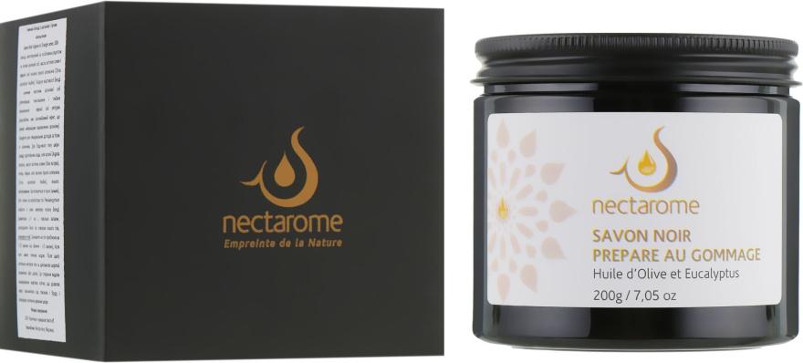 Гоммаж бельди с арганией и горьким апельсином - Nectarome Savon Beldi