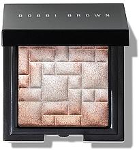 Духи, Парфюмерия, косметика Пудра-хайлайтер - Bobbi Brown Mini Highlighting Powder (мини)