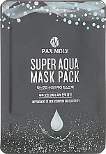 Духи, Парфюмерия, косметика Маска тканевая с минералами морской воды - Pax Moly Super Aqua Mask Pack