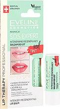 Духи, Парфюмерия, косметика Бальзам для губ с красным оттенком - Eveline Cosmetics Sos Expert Red Tint Lip Balm