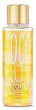 Духи, Парфюмерия, косметика Парфюмированный спрей для тела - Victoria's Secret Coconut Sunshine On The Island Fragrance Mist