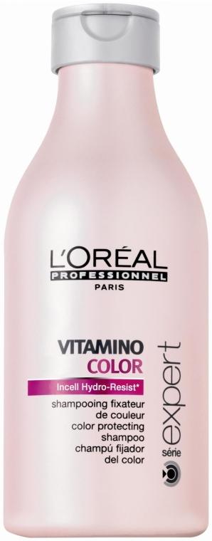Шампунь для окрашенных волос - L'Oreal Professionnel Vitamino Color Shampoo