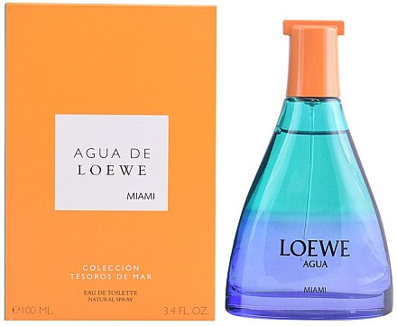 Loewe Agua De Loewe Miami Beach - Туалетная вода (пробник)