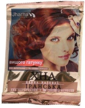 """Хна для волос """"Иранская"""" - Triuga"""