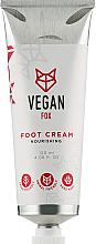 Духи, Парфюмерия, косметика УЦЕНКА Крем для ног питательный - Vegan Fox Nourishing Foot Cream *