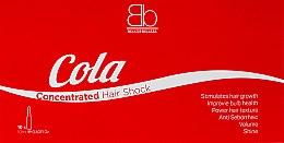 "Духи, Парфюмерия, косметика Ампулы для волос ""Кола"" - Belkos Belleza Hair Cola Shock Concentrated"
