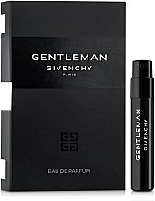 Духи, Парфюмерия, косметика Givenchy Gentleman 2018 - Парфюмированная вода (пробник)
