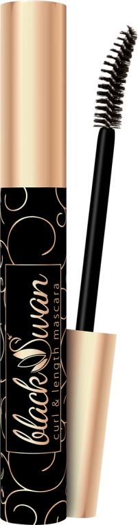 Тушь для ресниц - Dermacol Black Swan Curl & Length Mascara