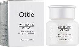 Духи, Парфюмерия, косметика Отбеливающий крем для лица с эффектом лифтинга - Ottie Whitening Cream