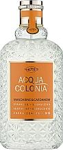 Духи, Парфюмерия, косметика Maurer & Wirtz 4711 Acqua Colonia Mandarine & Cardamom - Одеколон