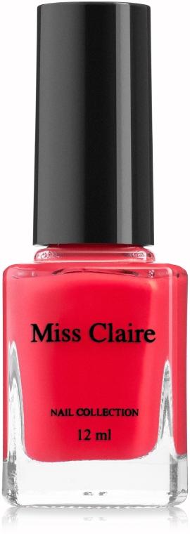 Лак для ногтей - Miss Claire Nail Polish