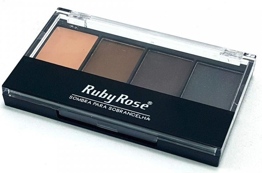 Набор для коррекции бровей - Ruby Rose