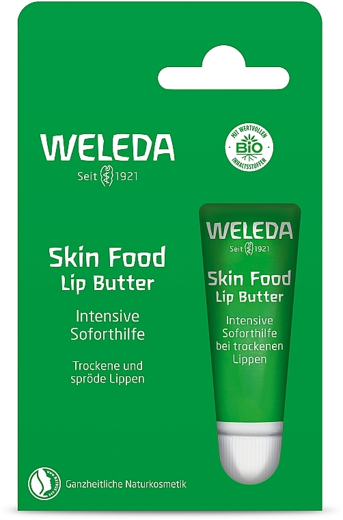 Масло для губ - Weleda Skin Food Lip Butter