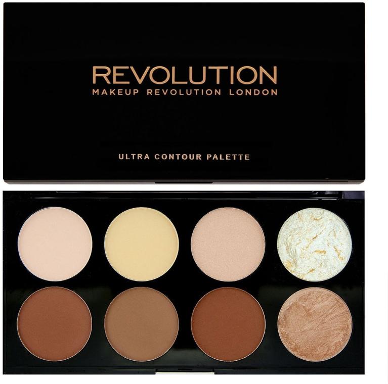 Корректор для лица - Makeup Revolution Ultra Contour Palette