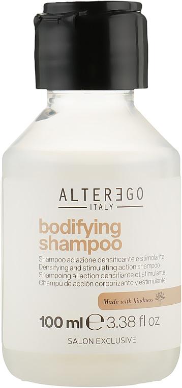Шампунь стимулирующий для роста волос - Alter Ego Bodifying Shampoo (мини)