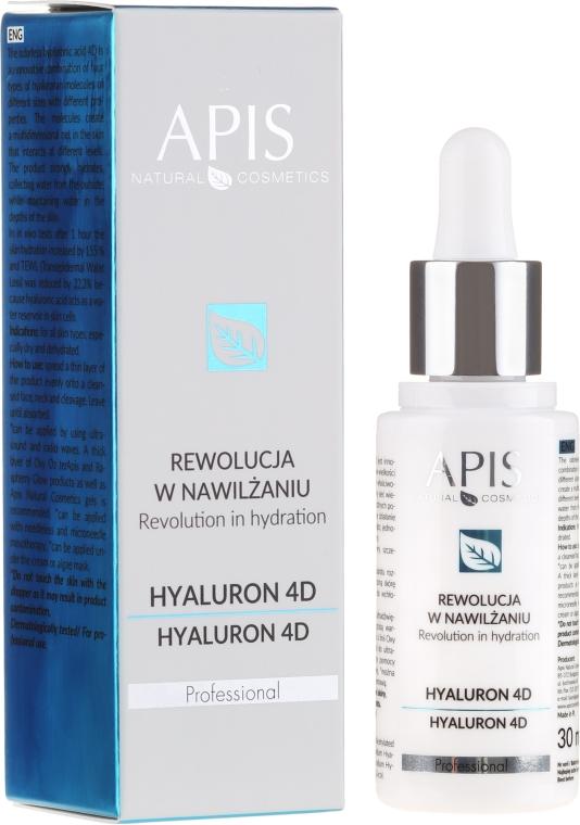 Гиалуроновая кислота - APIS Professional 4D Hyaluron