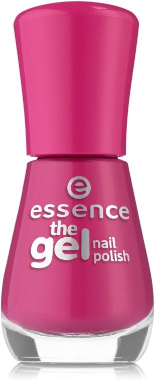 Лак-гель для ногтей - Essence The Gel Nail Polish