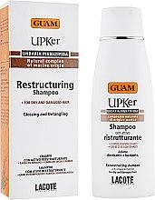 Парфумерія, косметика Відновлюючий шампунь - Guam UPKer Reconstructing Shampoo