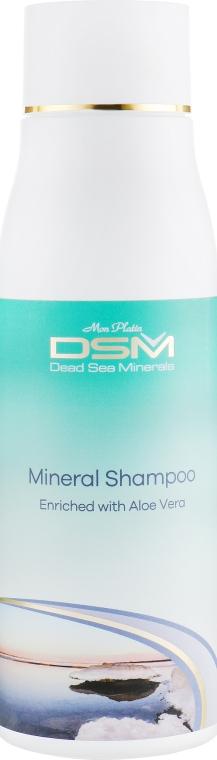 Мінеральний шампунь для волосся - Mon Platin DSM Mineral Theatment Shampoo — фото N1