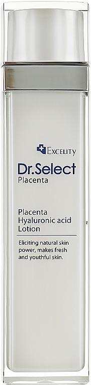 Лосьон с плацентой и гиалуроновой кислотой - Dr. Select Excelity Placenta Hyaluronic Acid Lotion