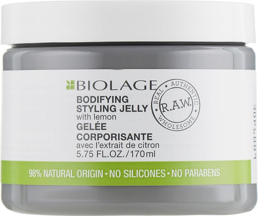 Стайлинг-желе для объема волос - Biolage R.A.W. Uplift Bodifying Styling Jelly
