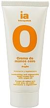"""Духи, Парфюмерия, косметика Крем для рук """"0%"""" с аргановым маслом - Interapothek Crema De Manos Cero"""