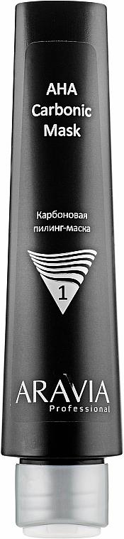 Карбоновая пилинг-маска - Aravia Professional AHA Carbonic Mask