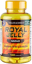"Духи, Парфюмерия, косметика Пищевая добавка ""Маточное молочко"", 100 мг - Holland & Barrett Royal Jelly 100mg"