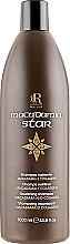 Духи, Парфюмерия, косметика Шампунь для волос с маслом макадамии и коллагеном - RR Line Macadamia Star