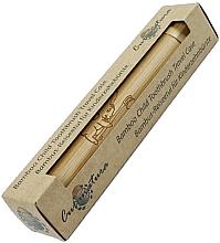 Духи, Парфюмерия, косметика Бамбуковый дорожный футляр для детской зубной щетки - Curanatura Junior Bamboo Child Toothbruth Travel Case