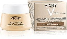 Антивозрастной крем-уход с компенсирующим эффектом для нормальной и комбинированной кожи - Vichy Neovadiol Compensating Complex — фото N2