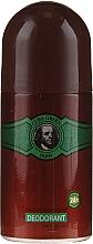 Духи, Парфюмерия, косметика Cuba Green Deodorant - Дезодорант шариковый