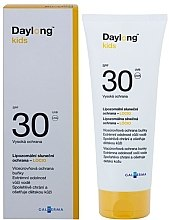 Духи, Парфюмерия, косметика Солнцезащитное молочко для лица - Daylong Baby SPF 30