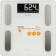 Духи, Парфюмерия, косметика Белые диагностические весы - Beurer BF 400 Signature Line White