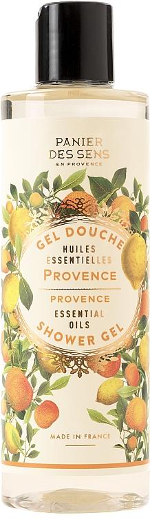 "Гель для душа ""Прованс"" - Panier des Sens Provence Shower Gel"
