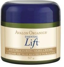 """Духи, Парфюмерия, косметика Распродажа Восстанавливающий структуру кожи ночной крем для лица """"Активный лифтинг"""" - Avalon Organics Essential Lift Restructuring Night Creme*"""