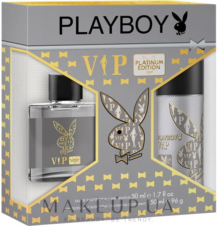 makeup playboy vip platinum edition