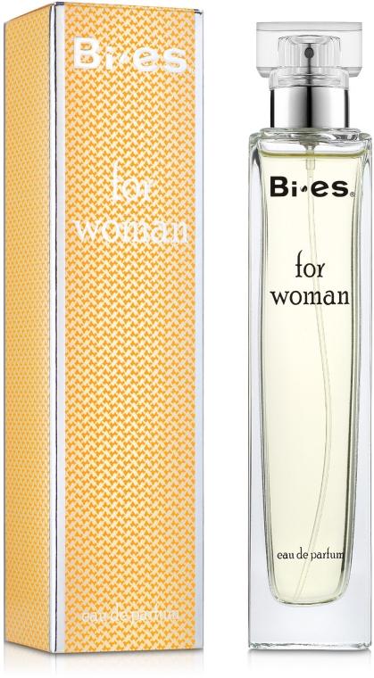 Bi-Es For Woman - Парфюмированная вода